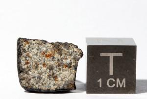 2.9 g specimen / photo: André Moutinho (meteorito.com.br)