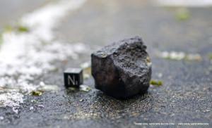 A 59.5 gram specimen / Photo: S.Buhl and A. Gren