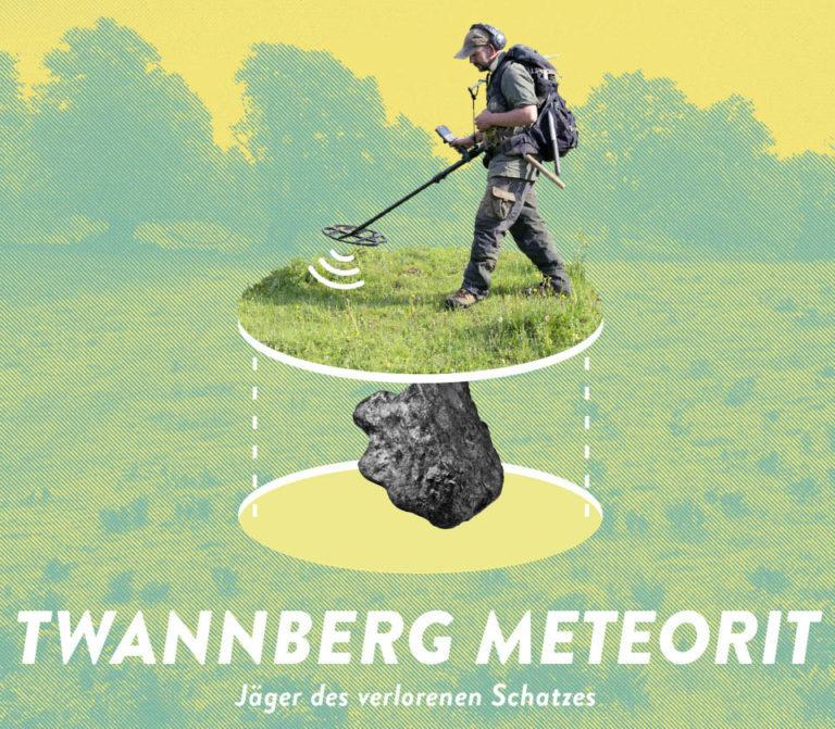 Twannberg meteorite exhibition Bern 2016
