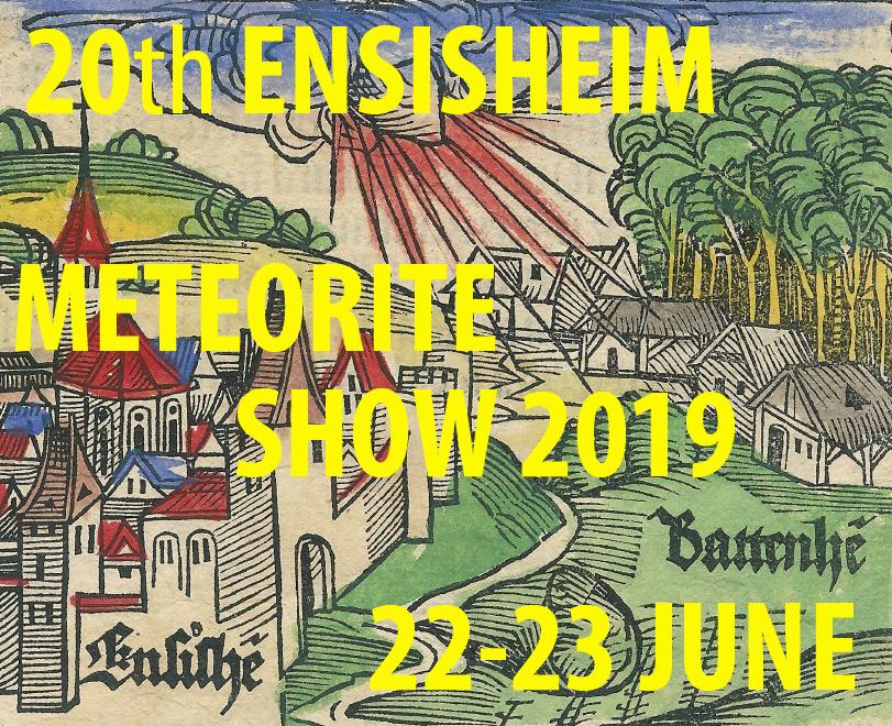 Ensisheim Meteorite Show 2019