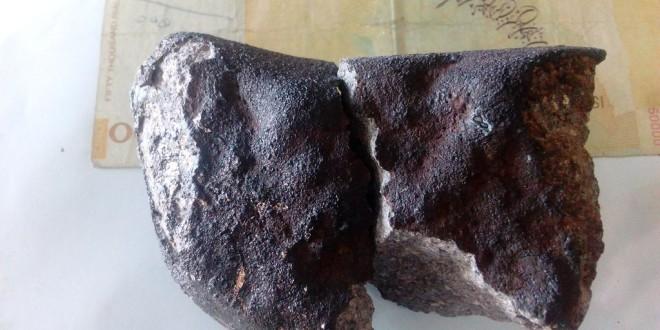 Meteorite fall in Famenin, near Hamedan, Iran on 27th June, 4.30 UTC / 8.30 am local (updated: Feb. 5)