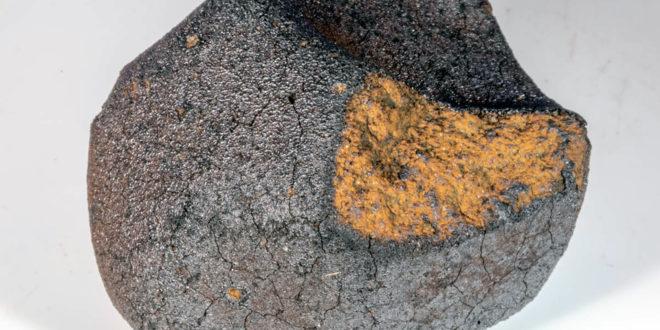 FLENSBURG (C1-ung, 24.5 g, W0) meteorite fall in Flensburg, Schleswig-Holstein, Germany on 12 September 2019  at ~14:49:48 CEST (~ 12:49:48 UTC )